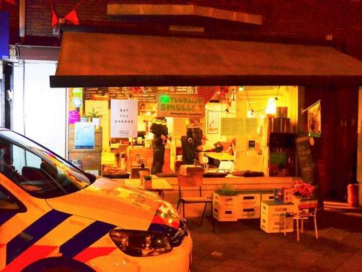 Verontschuldigende overvaller uit Heerhugowaard opgepakt in Amsterdam