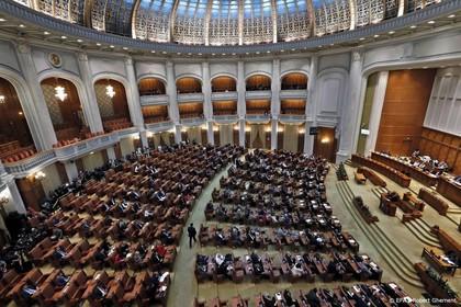 Regering Roemenië gevallen