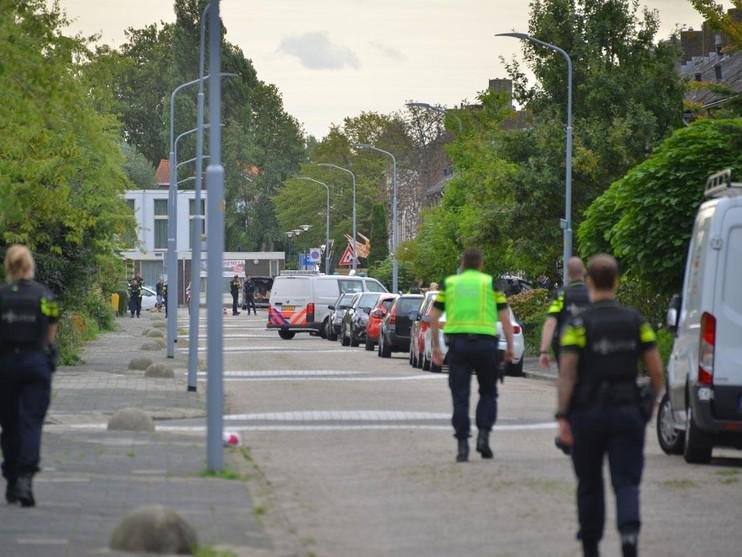 Man door arrestatieteam aangehouden in Rijsenhout