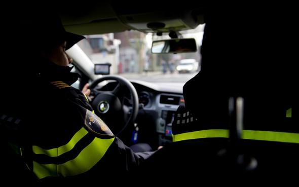 Katwijker in gestolen auto aangehouden