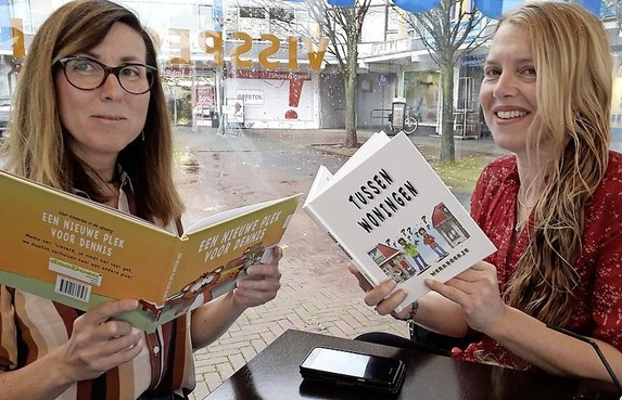 Kinderen in de daklozenopvang zijn kwetsbaar, speciaal voor hen zijn er nu kinderboeken over het leven zoals zij dat hebben