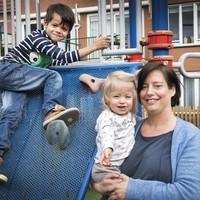 Nanda Groot, een van de kartrekkers achter een Velsense afdeling van Single SuperMom.