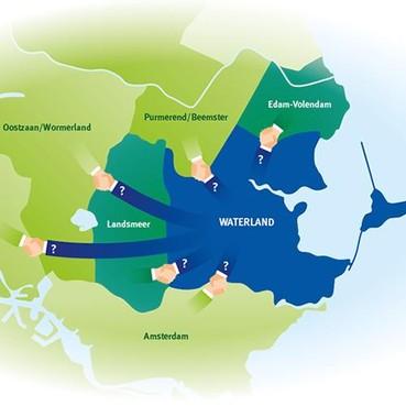 Plan volksenquête van 'slechte verliezers' sneuvelt; burgerpeiling over toekomst Waterland van de baan
