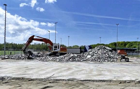 Geld voor nieuwbouw bij Noordwijkse voetbalvereniging SJC
