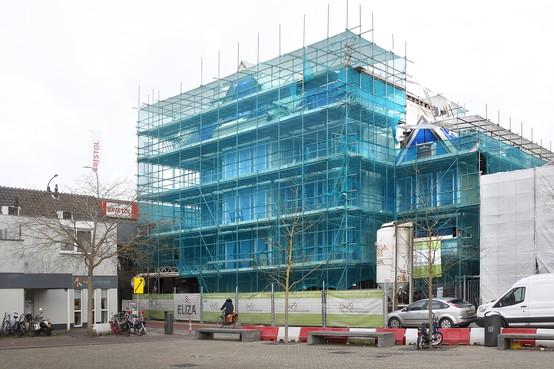 Appartementencomplex in hartje Hilversum binnenkort in de verhuur