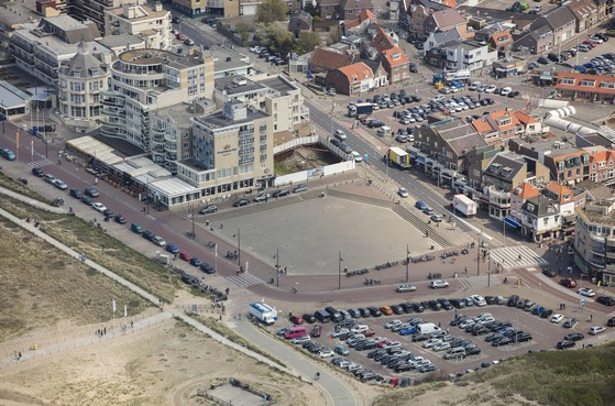 Geen opzettelijke fouten bij grote bouwlocaties Noordwijk