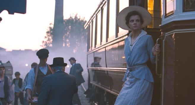 Filmrecensie 'Sunset':Gebrek aan helderheid