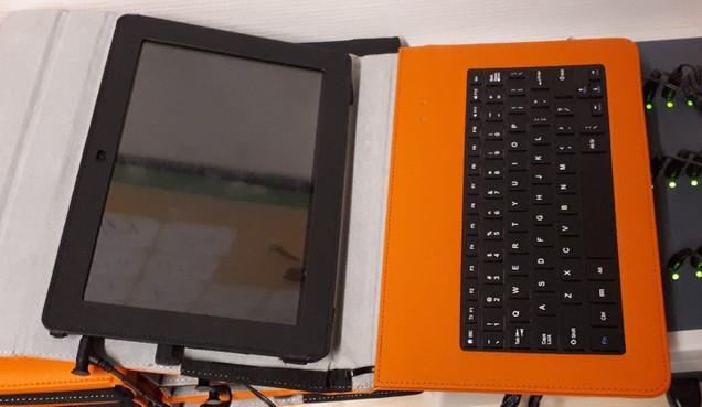 Onbruikbare tablets gestolen uit school in Bennebroek