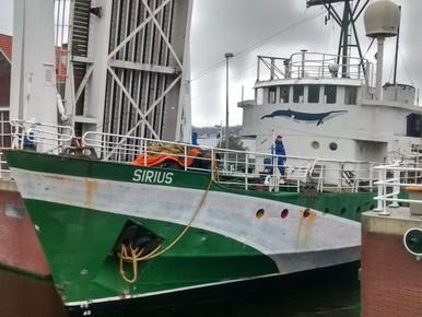 Greenpeace-icoon Sirius wordt nu toch gesloopt