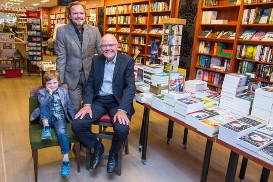Boekhandel Laan in Castricum staat voor de 'verleiding'