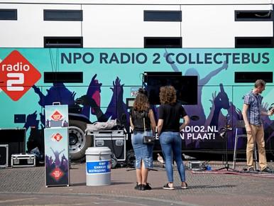 NPO Radio 2 zamelt geld in voor KWF