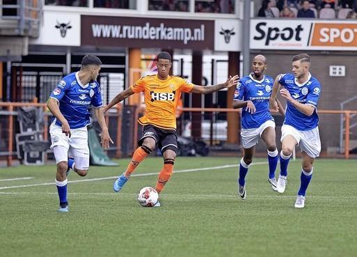 FC Volendam mist overtuiging en laat FC Den Bosch ontsnappen met gelijkspel [video]