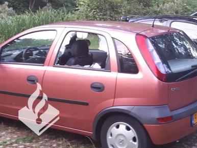 Autodief op heterdaad betrapt in Alphen aan den Rijn