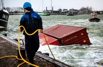 'Onderzoek ramp MSC Zoe mogelijk in gevaar'