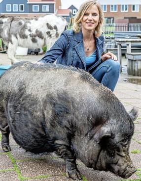 Van Amsterdamse advocaat naar dierentolk in Broek in Waterland: 'Het probleem is dat mensen hun ogen sluiten voor de gevoelens van dieren'