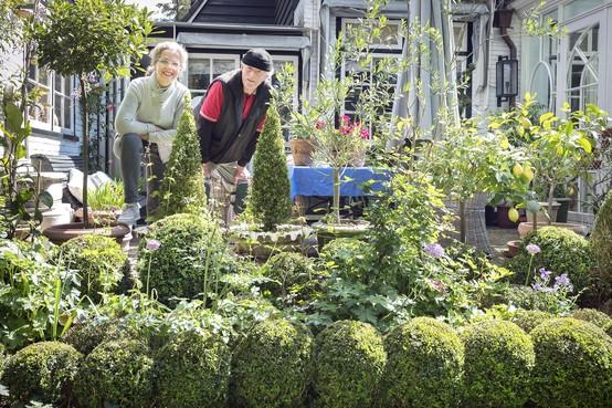 Heemsteedse Dreef draagt 'Tuinvriend Henk' op handen