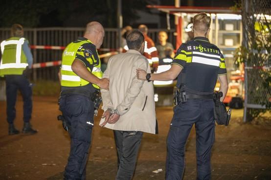 Verdachte Haarlemse flatbrand had eigen taxibedrijfje: alle huisdieren flat Steinerstraat overleefden brand
