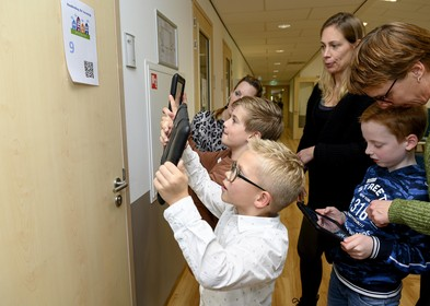 Uitbreiding basisscholen Assendelftse wijk Saendelft geopend