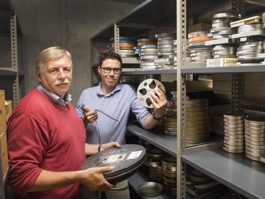 Unieke historische films te zien op site Haarlems Dagblad