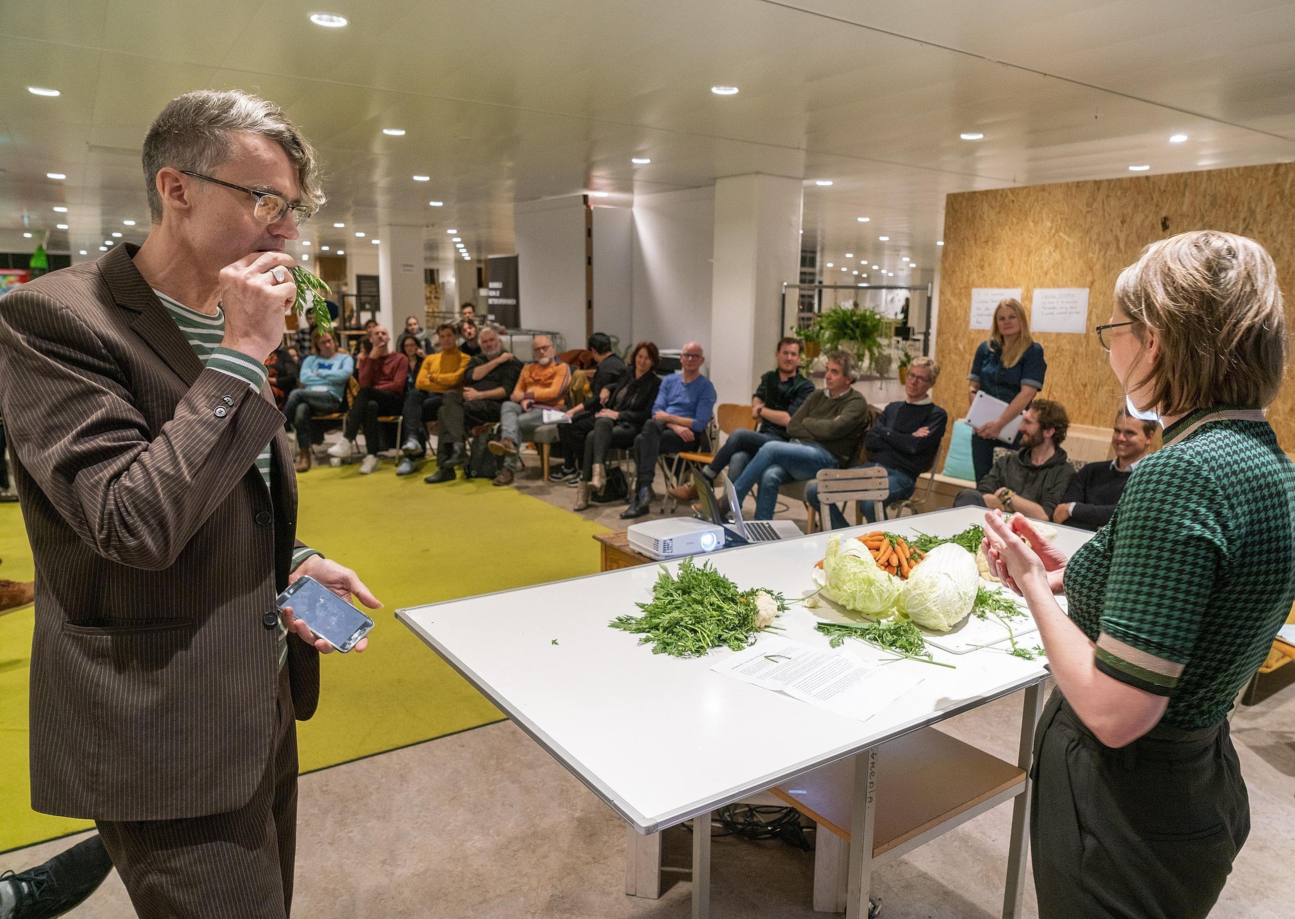 Alkmaar wijst groenste idee aan: Klikoknallers, 'No waste' of wormenpoep - Noordhollands Dagblad