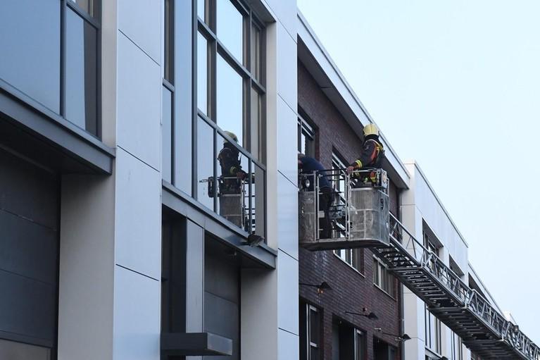 Man maakt melding van opengedraaide gaskraan, sportcentrum Ramdas ontruimd in Leiden