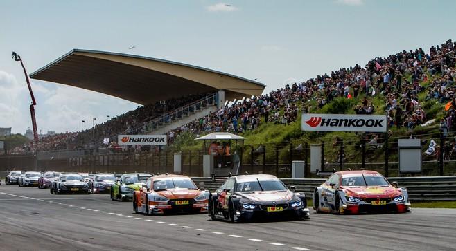 DTM: voorlaatste Duitse autosportfeestje