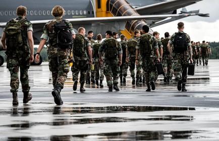 Nederlandse militairen aan de slag op Bahama's