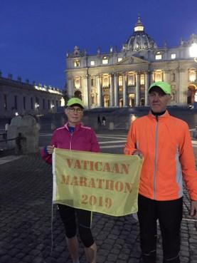 Unieke prestatie Soester 'Marathon Man' Jaap van den Berg