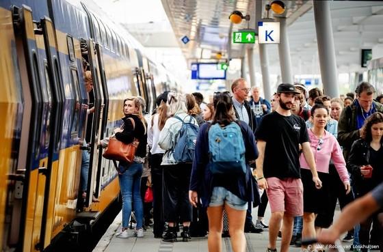 Rover: weer veel volle treinen in september
