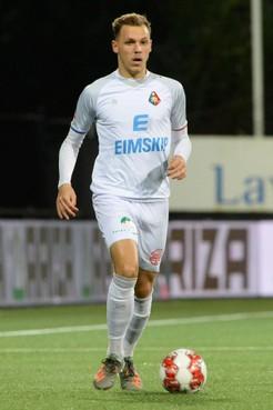 Telstar-trainer Andries Jonker verwacht geen makkelijke wedstrijd tegen Dordrecht