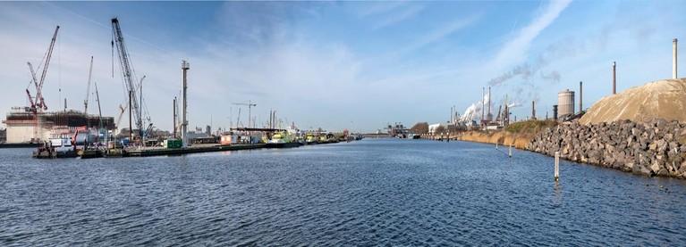 Aanpak van zout water bij sluizen IJmuiden