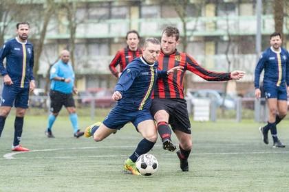 Sporting Leiden raakt achterop