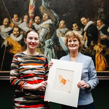 Frans Hals Museum en Teylers Museum werken nauw samen