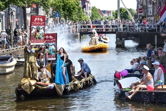 Alkmaar Pride: ruimte voor scholierenboot