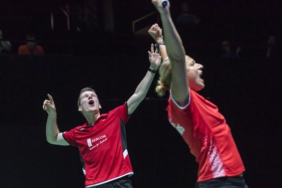 Selena Piek schrijft geschiedenis op Dutch Open
