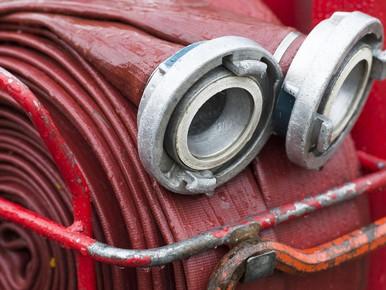 Ontruiming om brand in Amsterdamse wasserette