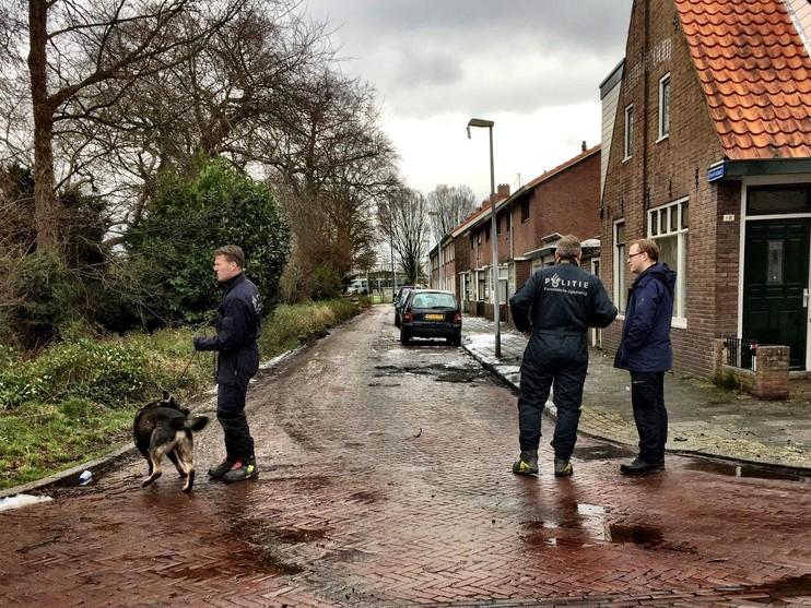 Volop speculeren na explosies busje in Hoorn