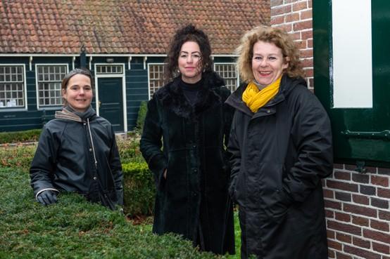 Ruziënde buren in Zaanstreek-Waterland bedenken zelf de oplossing