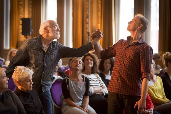 Project Huidhonger: dansen en aanraken als medicijn