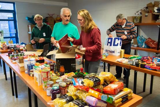 Etenswaren en speelgoed nodig voor minima gemeente Waterland