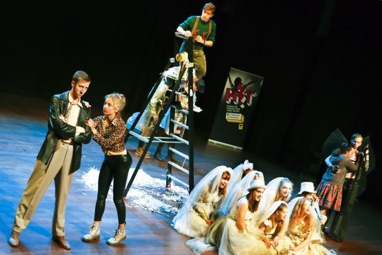 Coornhert scoort met stuk over psychiatrie in finale Haarlems Interscholair Toernooi