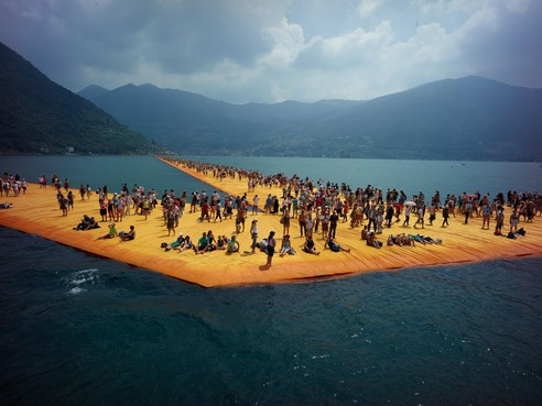 Filmrecensie: Documentaire toont gepassioneerde inpakkunstenaar Christo [video]