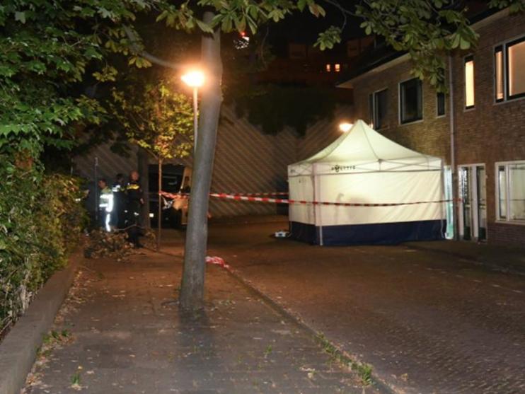 Buurman vindt vermoorde man (29) in Lopsenstraat
