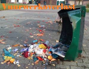 Huizen sluit afvalbakken met jaarwisseling: 'Ze zijn erg kostbaar'