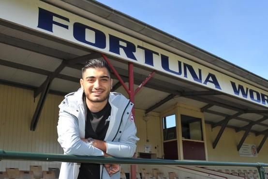 De Nieuwkomer: Halil Suzulmus gaat stapje harder werken om plek onder de lat te bemachtigen bij Fortuna Wormerveer