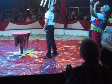 Circus Bossle in Enkhuizen is echt familiecircus