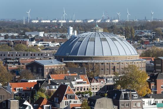 Nog geen groen licht voor onderwijs oude Koepelgevangenis Haarlem: gemeenteraad heeft twijfels