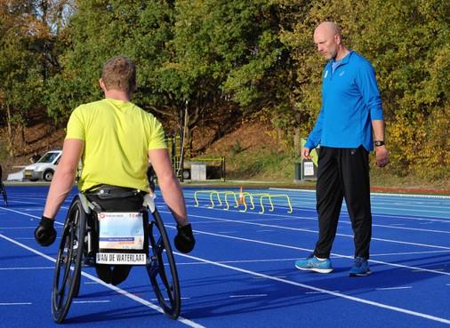 Haarlemmer Mul denkt al aan Paralympische Spelen 2020