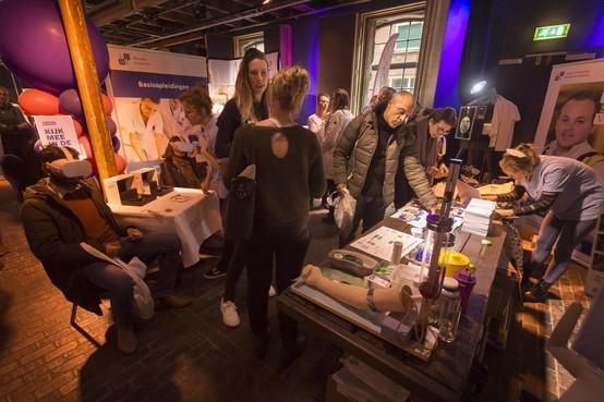 Muziek en theater: Leidse banenmarkt voor zorg en welzijn in een eigentijds jasje