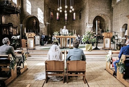 'Onvergetelijk, dat bijna hemelse licht dat door de kerkramen in Hoogmade viel'